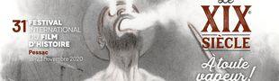 Cover Le XIXe siècle, à toute vapeur ! - 31e Festival international du Film d'Histoire de Pessac