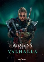 Couverture L'Art de Assassin's Creed Valhalla