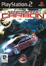 Jaquette Need for Speed Carbon
