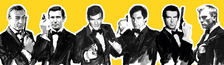 Cover Anecdotes sur la saga James Bond