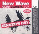 Pochette New Wave Club Class•X: Sinner's Day 2016
