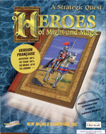 Jaquette Heroes of Might and Magic