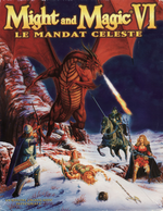 Jaquette Might and Magic VI : Le Mandat céleste