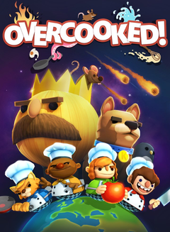 Jaquette Overcooked