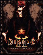 Jaquette Diablo II: Lord of Destruction