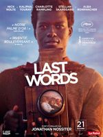 Affiche Last Words