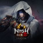 Jaquette Nioh 2 : Le Disciple du Tengu