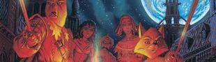 Couverture Luna incognita - De cape et de crocs, tome 6