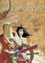 Couverture L'Archipel du danger - De cape et de crocs, tome 3