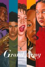 Affiche Grand Army