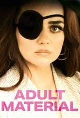 Affiche Adult Material