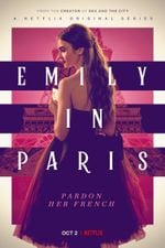 Affiche Emily in Paris