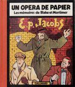 Couverture Un opéra de papier