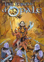 Couverture Le Bracelet de Cohars - Les Forêts d'Opale, tome 1