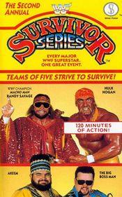 Affiche Survivor Series 1988