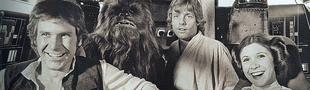 Cover Anecdotes sur la saga Star Wars