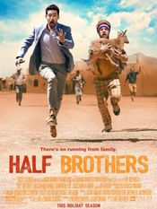 Affiche Half Brothers
