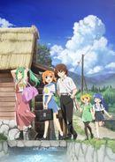 Affiche Higurashi: When They Cry : Gou