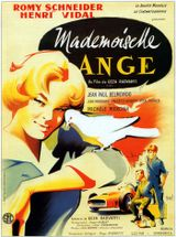 Affiche Mademoiselle Ange