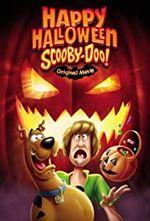 Affiche Happy Halloween, Scooby-Doo!