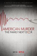 Affiche L'Affaire Watts : Chronique d'une tuerie familiale
