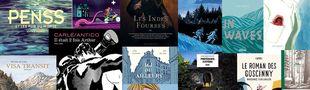 Cover BDs lues en 2020