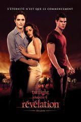 Affiche Twilight : Chapitre 4 - Révélation, 1ère partie