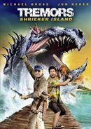 Affiche Tremors: Shrieker Island