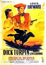Affiche Dick Turpin, bandit gentilhomme