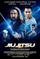 Affiche Jiu Jitsu