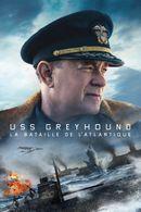Affiche USS Greyhound - La Bataille de l'Atlantique