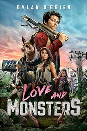 Affiche Love and Monsters