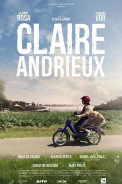 Affiche Claire Andrieux