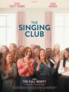 Affiche The Singing Club