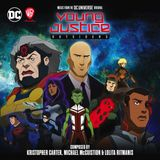 Pochette Young Justice: Outsiders (Music from the DC Universe Original) (OST)