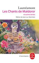 Couverture Les Chants de Maldoror