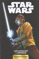 Couverture Luke Skywalker & L'Empereur - Star Wars : Histoires Galactiques Tome 2