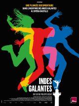 Affiche Indes galantes