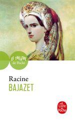 Couverture Bajazet