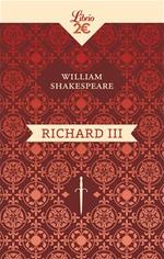 Couverture Richard III