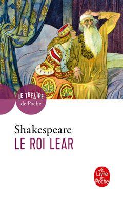Couverture Le Roi Lear
