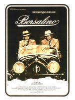 Affiche Borsalino