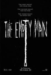 Affiche The Empty Man