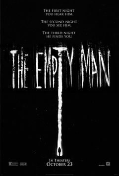Affiche The Empty Man