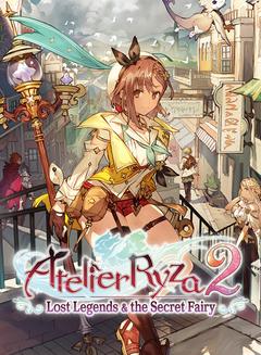 Jaquette Atelier Ryza 2 : Les Légendes Oubliées & Le Secret de la Fée