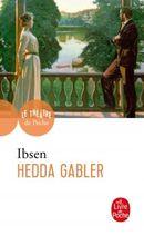 Couverture Hedda Gabler