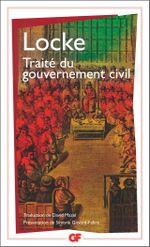 Couverture Traité du gouvernement civil