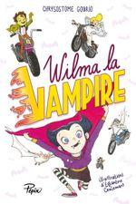 Couverture Wilma la vampire
