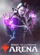 Jaquette Magic: The Gathering Arena
