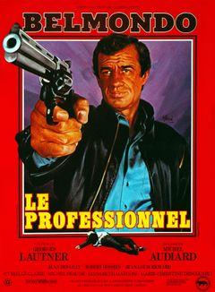 Affiche Le Professionnel